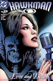 Hawkman (2002-) #29