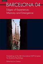Barcelona 2004 - Edges of Experience: Memory and Emergence