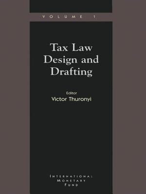 Tax Law Design and Drafting