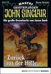 John Sinclair - Folge 1138: Zurück aus der Hölle