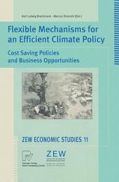 Flexible Mechanisms for an Efficient Climate Policy: Cost Saving Policies and Business Opportunities