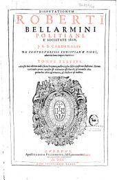 De controversiis Christianae Fidei