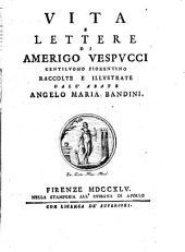 Vita e lettere di Amerigo Vespucci
