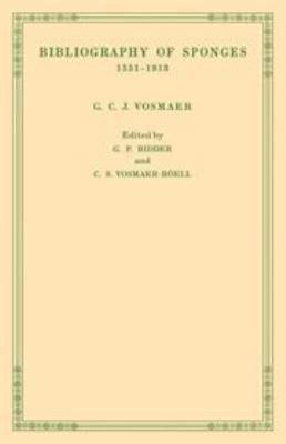 Bibliography of Sponges 1551 1913 PDF