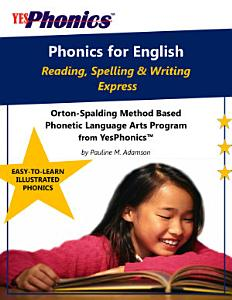 Phonics for English Reading  Spelling and Writing PDF