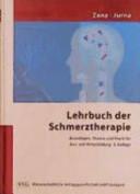 Lehrbuch der Schmerztherapie PDF