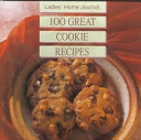 100 Great Cookie Recipes Book