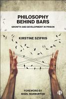 Philosophy Behind Bars PDF