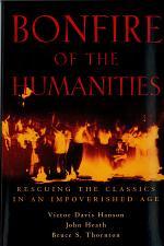 Bonfire of the Humanities