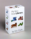 My Very First Library Book