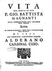 Vita del servo di Dio Giovanni Battista Magnanti