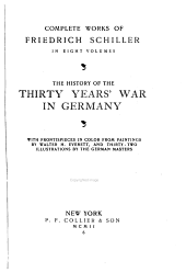 History of the Thirty Year's War in Germany