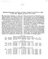 Meridiankreis-Beobachtungen von Planeten und Cometen: angestellt an der Sternwarte in Leiden im Jahre 1863, Volume 1