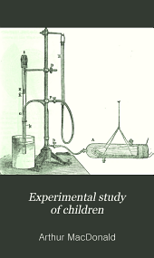 Experimental study of children