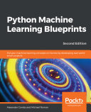 Python Machine Learning Blueprints