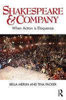 Shakespeare   Company PDF