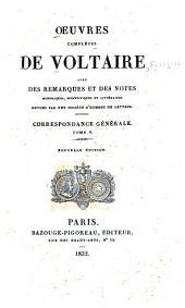 Œuvres complétes de Voltaire: avec des remarques et des notes historiques, scientifiques et littéraires revues par une société d'hommes de lettres, Volume69