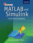 MATLAB and SIMULINK for Engineers PDF