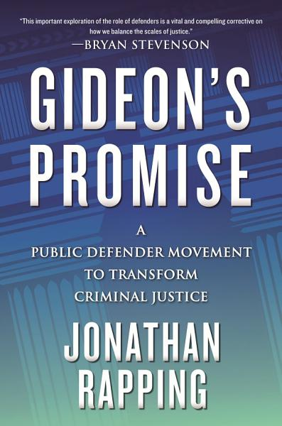 Download Gideon s Promise Book
