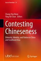 Contesting Chineseness PDF