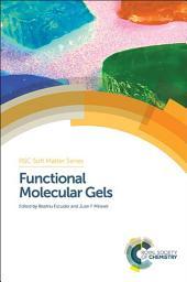 Functional Molecular Gels