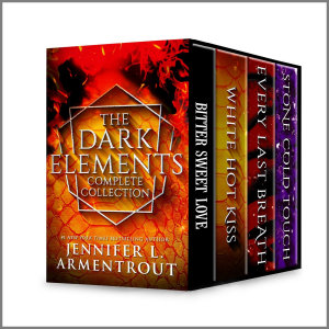 Jennifer L  Armentrout The Dark Elements Complete Collection