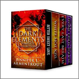 Jennifer L  Armentrout The Dark Elements Complete Collection