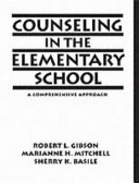 Counseling in the Elementary School