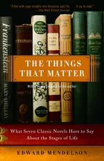 The Things That Matter