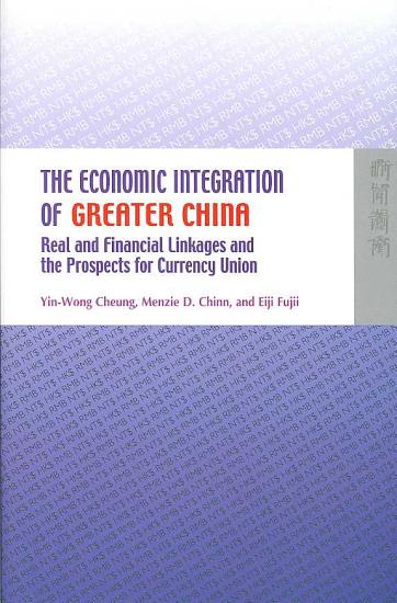 The Economic Integration of Greater China PDF