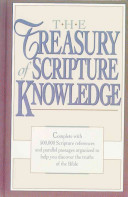 The Treasury of Scripture Knowledge PDF