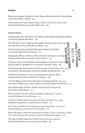 The Hispanic American Historical Review PDF