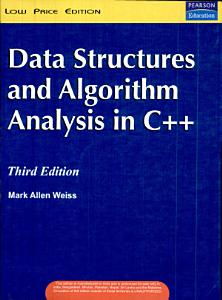 Data Structures and Algorithm Analysis in C   PDF
