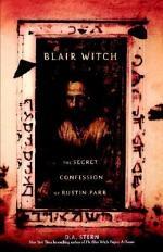 Blair Witch: The Secret Confession of Rustin Parr