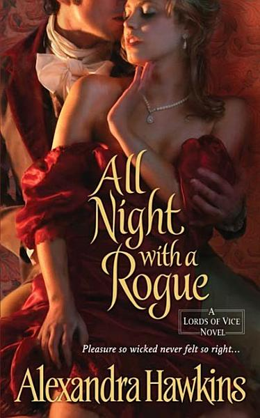 Download All Night with a Rogue Book