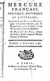 Mercure de France: 1792, 1