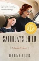 Saturday s Child PDF