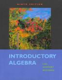 Introductory Algebra Books A La Carte Plus Mymathlab Mystatlab Student Access Kit Book PDF
