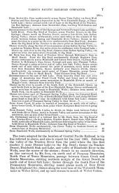 Various Pacific Railroad Companies: Letter from the Secretary of the Treasury, in Answer to a Resolution of the House of March 11, 1872, Relative to the Various Pacific Railroad Companies