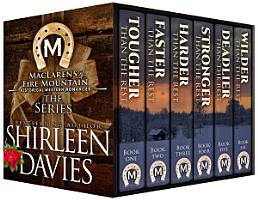 MacLarens of Fire Mountain Boxed Set Books 1   6 Historical Western Romance PDF