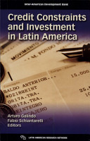 Credit Constraints and Investment in Latin America PDF