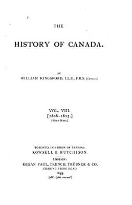The History Of Canada Canada Under British Rule