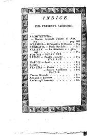 I Teatri Giornale drammatico musicale e coregrafico. Red. G. Ferrario e G. Barbieri: Volume 2