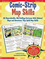 Comic Strip Map Skills PDF