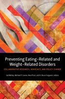 Preventing Eating Related and Weight Related Disorders PDF