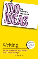 100 Ideas for Primary Teachers  Writing PDF