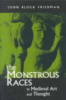 The Monstrous Races in Medieval Art and Thought PDF