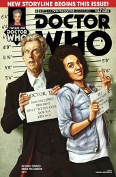 Doctor Who: The Twelfth Doctor #3.5: The Wolves of Winter Part 1