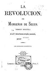 La revolucíon