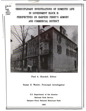Interdisciplinary Investigations of Domestic Life in Government Block B PDF